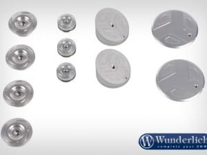 Set de cubiertas para armazón de Wunderlich