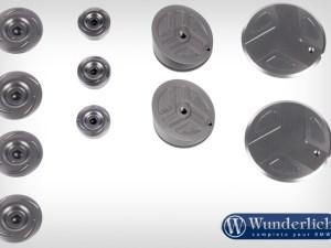 Conjunto de tapas de Protección de chasis