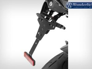 Modificación de colín Wunderlich S1000 XR sin alojamiento para luz tra