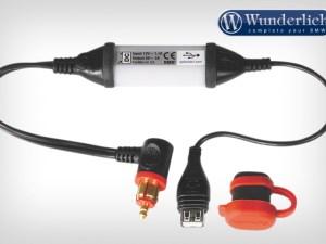 Conexión de carga USB Optimate