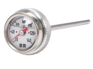 Medidor de temperatura del aceite RR con varilla de medición de 285 mm