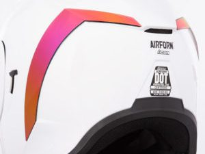 SPOILER TRASERO AIRFORM RST RED
