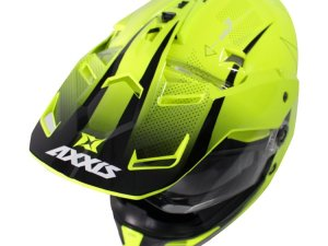 CASCO AXXIS OFF ROAD WOLF DS VAPOUR