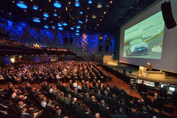 SuperGen at 23rd Aachen Colloquium for Automobile and Engine Technology