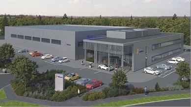 Integral e-Drive Announce new e-Drive Technical Centre