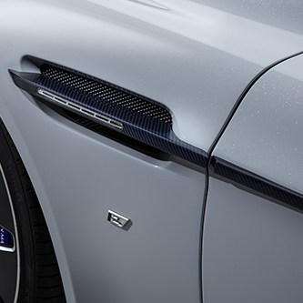 Elegantly Styled All Electric 800V Aston Martin Rapide E Powered By Integral e-Drive