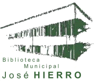 Logo Biblioteca José Hierro
