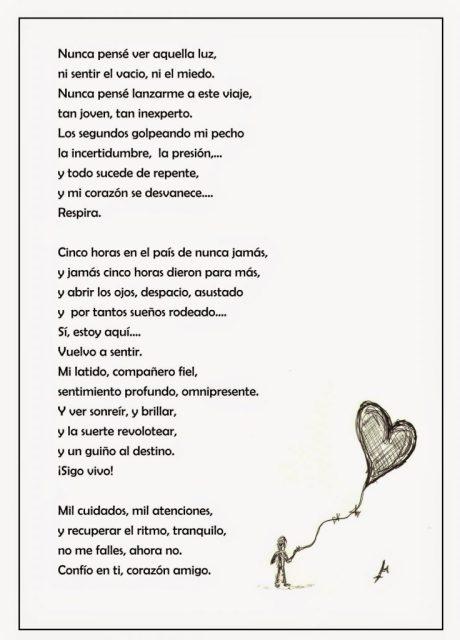 Poema de Lucas Fernández
