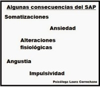 Algunas consecuencias del SAP