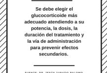 Cómo elegir un glucocorticoide