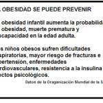 Sobre obesidad infantil