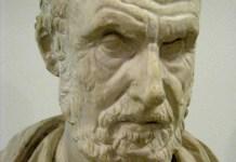 Busto de Hipócrates