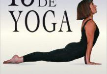 Portada del libro: 15 minutos de yoga.