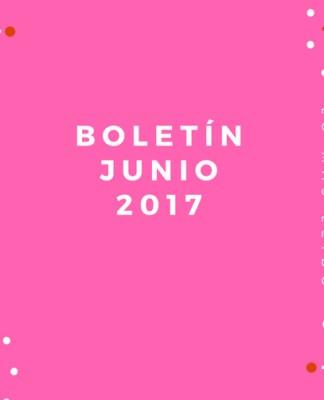 Boletín Junio 2017
