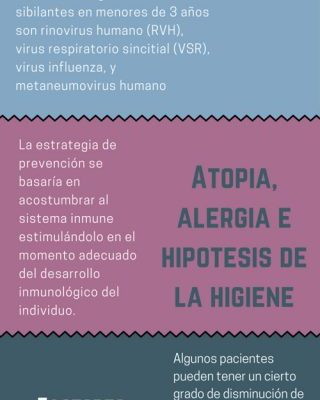 Factores riesgo asma infantil