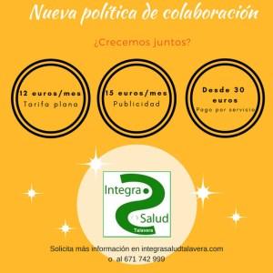 Nueva política de colaboración