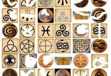Símbolos. Gestalt. Percepción
