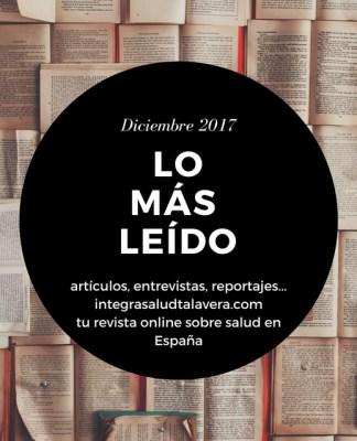 Lo más leído diciembre 2017