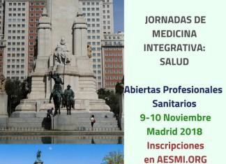 Cartel Jornadas Medicina Integrativa