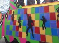 IMG_2401 Carnaval Wijchen Blauwkoppen Disco is fout