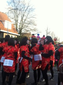 IMG_2418 Carnaval Wijchen foute grappen - We never wok alone
