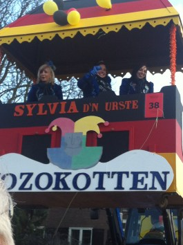 IMG_2439 Carnaval Wijchen Equality Sylvia d'n Urste