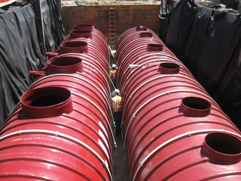 IWS_dualMembraneBioReactors_installedbelowgrade_California