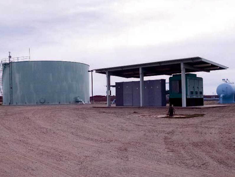 Water System in San Luis AZ