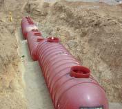 Wastewater Treatment Tanks