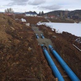 Reservoir Bypass Lines