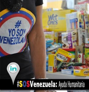SOSVenezuela Feature Image IN WEB