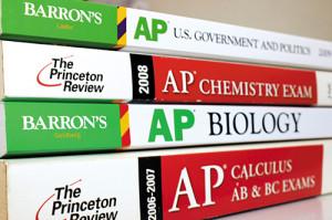 AP Advance Placement exam integrate news my senior year
