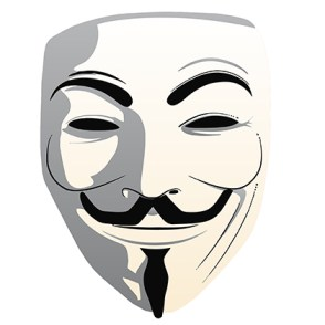 Integrate News Sanacion Valiente Anonymous Mask