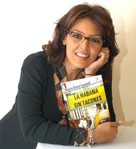 La periodista MarÌa Elena Lavaud concediÛ entrevista para La Revista
