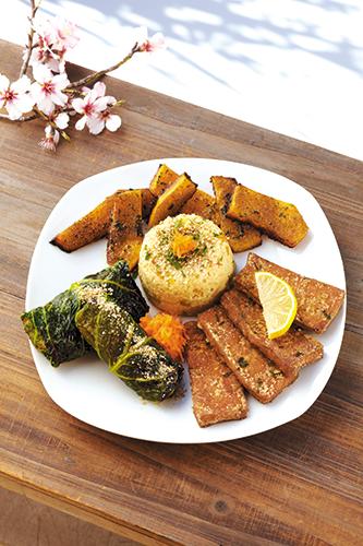 plato mixto vegan cook integrate news salvatore lucherino