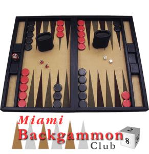 miami backgammon club integrate news leo bueno biltmore