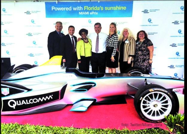 Miami formula e-prix integrate news automivilismo