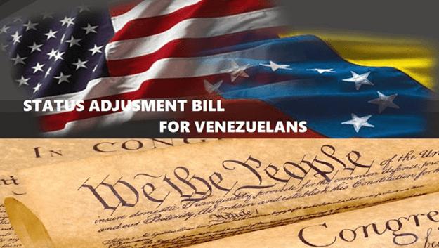 ley ajuste migratorio venezolano dava esperanza migratoria integrate news