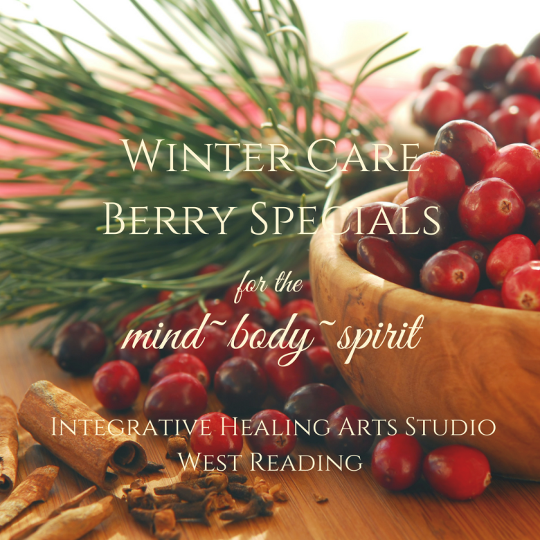Winter Care Berry Specials Available December through January