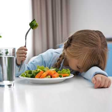 My Child Won't Eat Anything Green! - Pediatric Care Springfield Missouri
