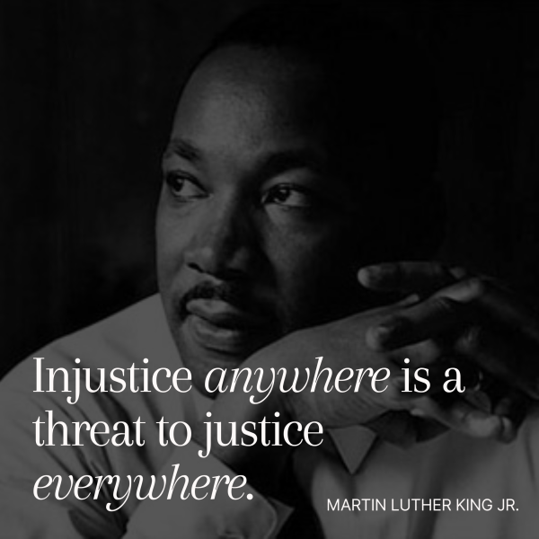 MLK Jr. Racism is a public health crisis