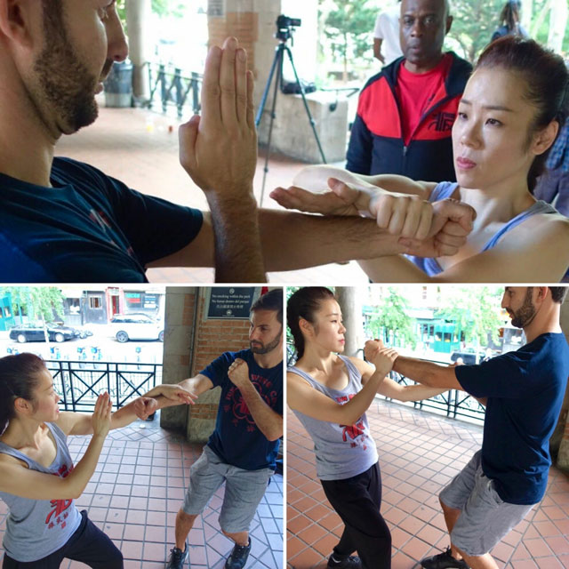 Jun Mo Wing Chun Coral Springs Integrative Medicine