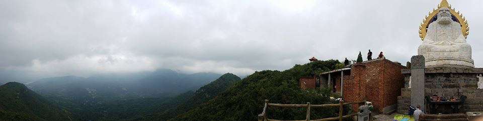 Shaolin Temple DaMo Mountain