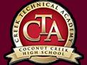 Coconut Creek High School Logo Health Expo