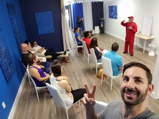 Dr Love Qi Gong Coral Springs Class