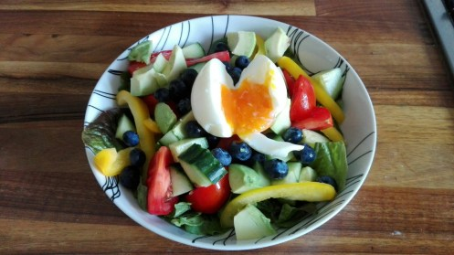 IIN - rainbow salad