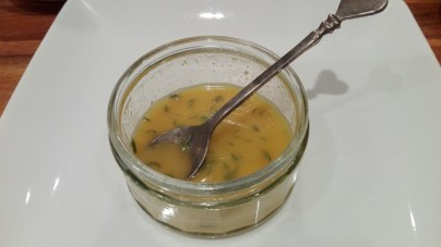 Broccoli Salad Honey and peanut dressing