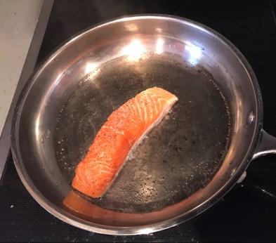 Poached Salmon & Egg3