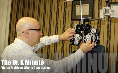 The Dr. K Minute: Concussions