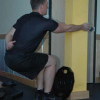 middle lat stretch